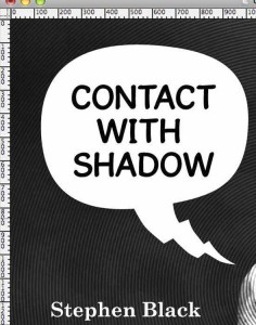 Contact With Shadow in quotes book cover